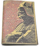Кожаная обложка на паспорт. Дарт Вейдер
