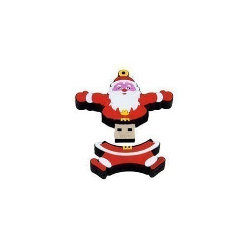Подарочная флешка. Санта-Клаус (фото, вид 1)