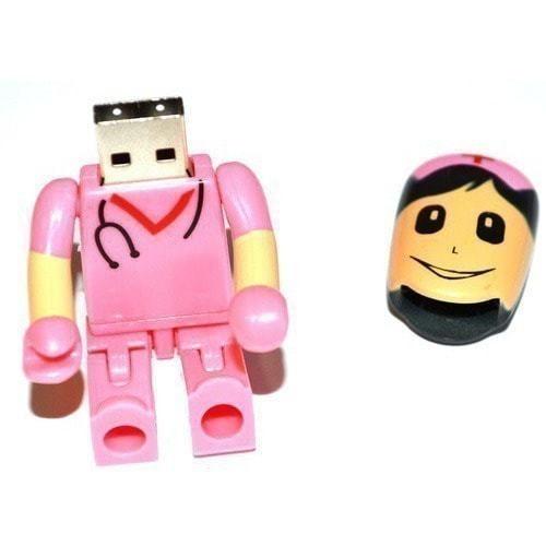 Подарочная флешка. Профессии. Медсестра (фото, вид 2)