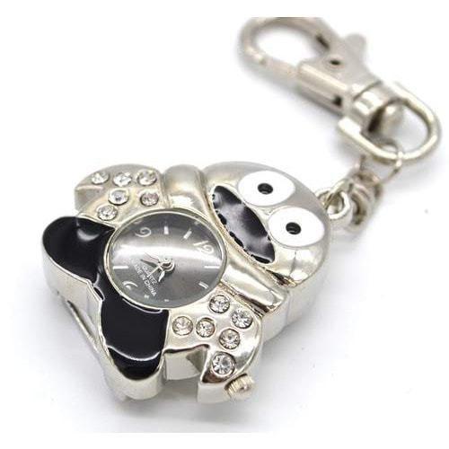 Ювелирные часы с флешкой. Пингвин (цвет черный) (фото, вид 2)