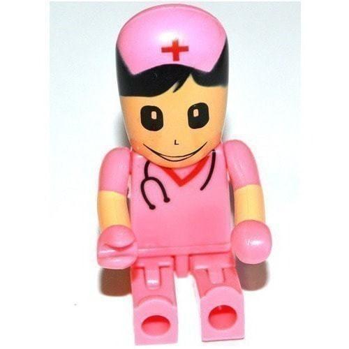 Подарочная флешка. Профессии. Медсестра (фото, вид 4)