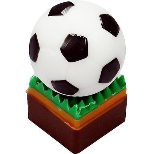 Подарочная флешка. Футбольный мяч (фото)