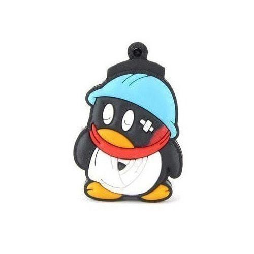 Подарочная флешка. Пингвин (фото)