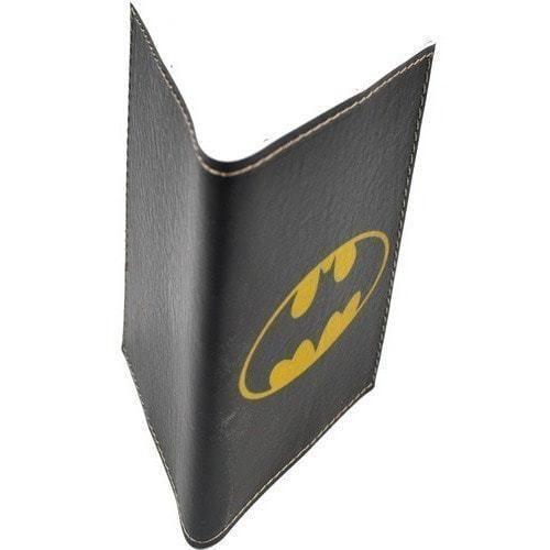 Кожаная обложка на паспорт. Бэтмен (фото)