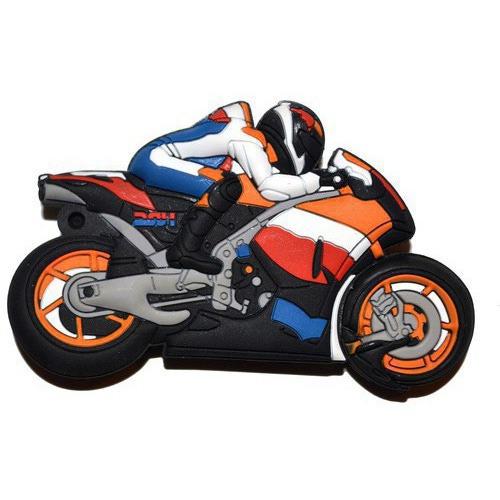 Флешка мотоцикл в подарок 25