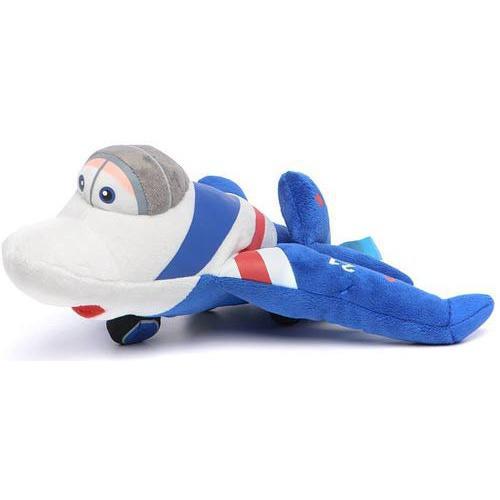 Мягкая игрушка со звуком. Мульти-Пульти. От винта! Самолет Витязь (5 фраз)