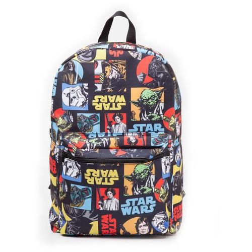 Рюкзак Звездные войны (Star Wars). Ретро-комиксы