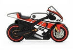 Подарочная флешка. Мотоцикл Yamaha