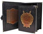 Подарочная книга в кожаном переплете. Настольная книга следователя (в коробе)