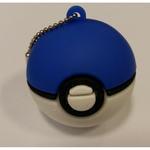 Подарочная флешка. Покемон. Покебол (цвет синий)