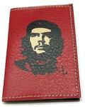 Кожаная обложка на паспорт. Че Геварра