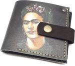 Кожаный кошелек. Фрида Кало