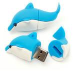Подарочная флешка. Дельфин