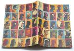 Кожаная обложка на паспорт. Супергерои. Мстители