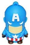 Подарочная флешка. Супергерои. Капитан Америка