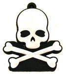 Подарочная флешка. Пиратская метка. Веселый роджер