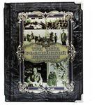 Подарочная книга в кожаном переплете. Три века российской полиции