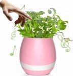 Умный музыкальный горшок SMART MUSIC FLOWERPOT (цвет розовый)