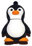 Подарочная флешка. Пингвин