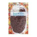 Резиночки для плетения (1000 шт). Цвет коричневый
