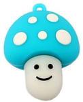 Подарочная флешка. Гриб (голубая шляпка)