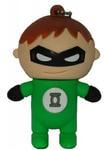 Подарочная флешка. Супергерои. Зеленый фонарь
