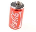 Подарочная металлическая флешка. Банка Coca-cola