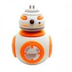 Подарочная флешка. Звездные войны (Star Wars). Робот-дроид BB 8