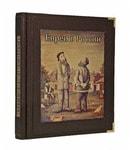 Подарочная книга в кожаном переплете. Евреи в России. Неизвестное об известном