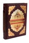 Подарочная книга в кожаном переплете. Классическое искусство стран ислама