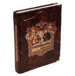 Подарочная книга в кожаном переплете. 1812 год: Отечественная война. Кутузов. Бородино