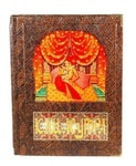 Подарочная книга в кожаном переплете. Камасутра