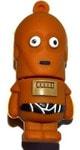 Подарочная флешка Звездные войны (Star Wars). Робот C3PO