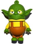 Подарочная флешка Звездные войны (Star Wars). Миньон - Йода