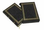 Подарочная книга в кожаном переплете. Историческiй очеркъ развитiя железныхъ дорог въ Россiи (в футляре)