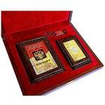 Подарочный набор «Паспорт, визитница, флешка»