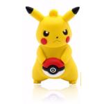 Подарочная флешка. Покемон Пикачу с красным покеболом