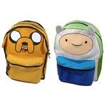 Реверсивный рюкзак. Adventure Time. Финн и Джейк
