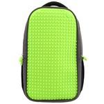 Пиксельный рюкзак для ноутбука Full Screen Biz Backpack/Laptop bag WY-A009 Зеленый