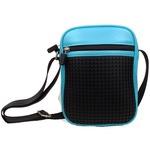 Пиксельная сумка Ambler shoulder bag WY-A018 Голубой