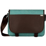 Сумка для ноутбука WY-A023 Point Breaker Messenger bag Зеленый
