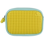 Маленькая сумочка клатч Sweet Love Clutch Bag WY-B011 Зеленая мята-Желтый