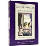 """Подарочная шкатулка в виде книги. Джордж Элиот """"Миддлмарч"""" (большой формат)"""