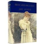 """Подарочная шкатулка в виде книги. Джейн Остин """"Гордость и предубеждение"""" (большой формат)"""