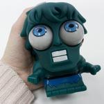 Подарочная игрушка-антистресс Супергерои. Халк