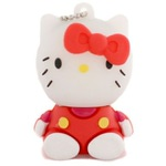 Подарочная флешка. Hello Kitty (цвет красный)