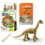 """Раскопай и изучай. Мини-набор палеонтолога """"Скелет брахиозавра"""""""