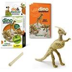 """Раскопай и изучай. Мини-набор палеонтолога """"Скелет паразауролофа"""""""