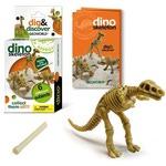 "Раскопай и изучай. Мини-набор палеонтолога ""Скелет тираннозавра"""