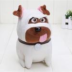 Плюшевая игрушка Бульдог Мэлл (м/ф Тайная жизнь домашних животных) (18 см)
